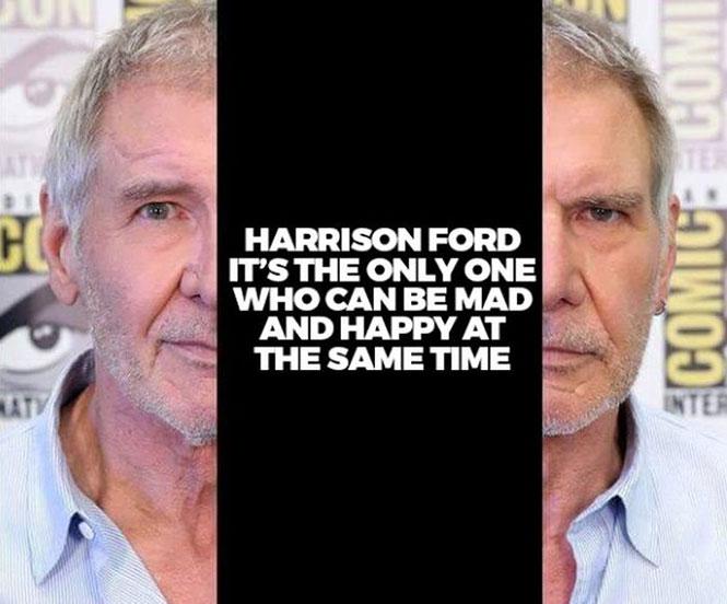 Ο Harrison Ford είναι ο μόνος άνθρωπος που έχει μια συγκεκριμένη ικανότητα (3)