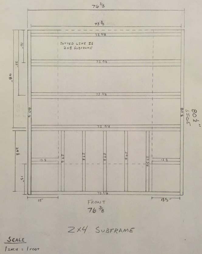 Κατασκευάζοντας ένα κρεβάτι που «αιωρείται» (3)