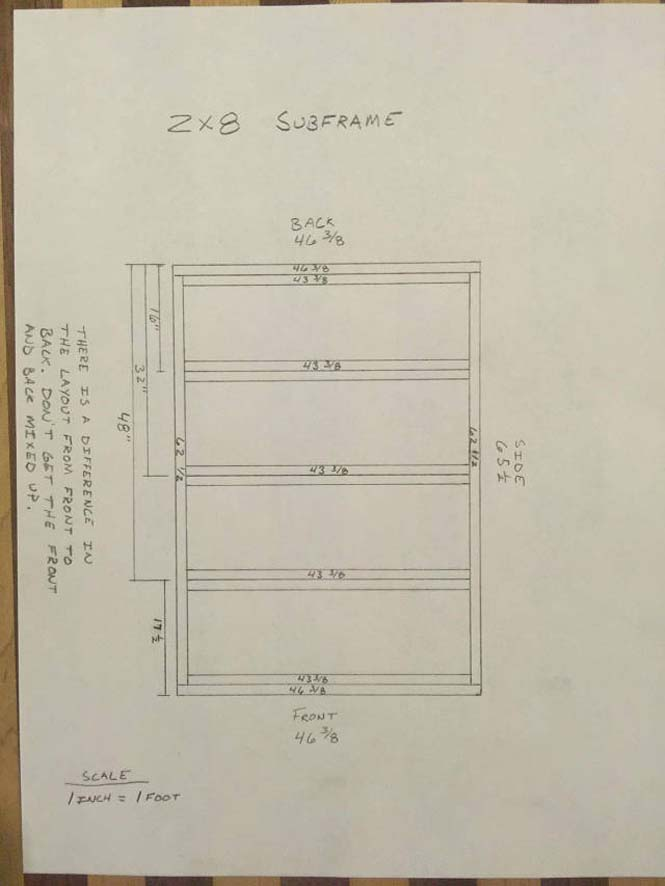 Κατασκευάζοντας ένα κρεβάτι που «αιωρείται» (5)