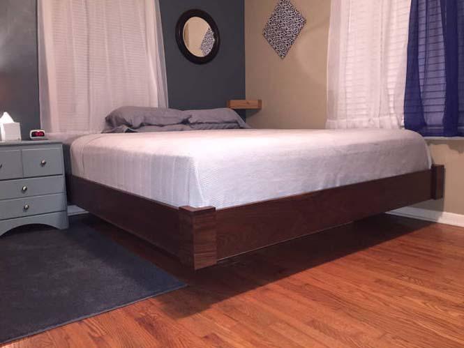 Κατασκευάζοντας ένα κρεβάτι που «αιωρείται» (16)