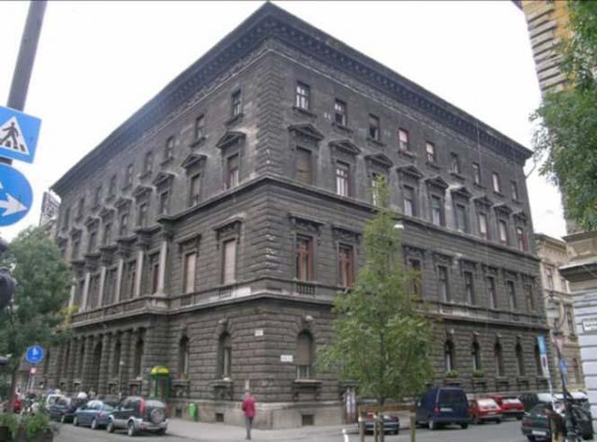 Κτήρια της Βουδαπέστης πριν και μετά τον καθαρισμό (1)