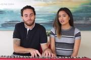Μουσικό ζευγάρι παρουσιάζει τα πιο δημοφιλή τραγούδια του 2015 σε 3,5 λεπτά