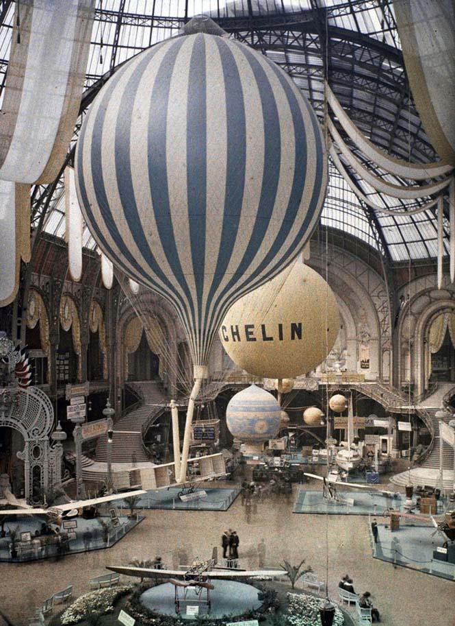 Το Παρίσι μέσα από σπάνιες έγχρωμες φωτογραφίες του 1914 (3)