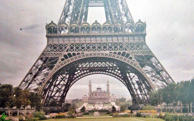 Το Παρίσι μέσα από σπάνιες έγχρωμες φωτογραφίες του 1914 (4)