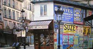 Το Παρίσι μέσα από σπάνιες έγχρωμες φωτογραφίες του 1914
