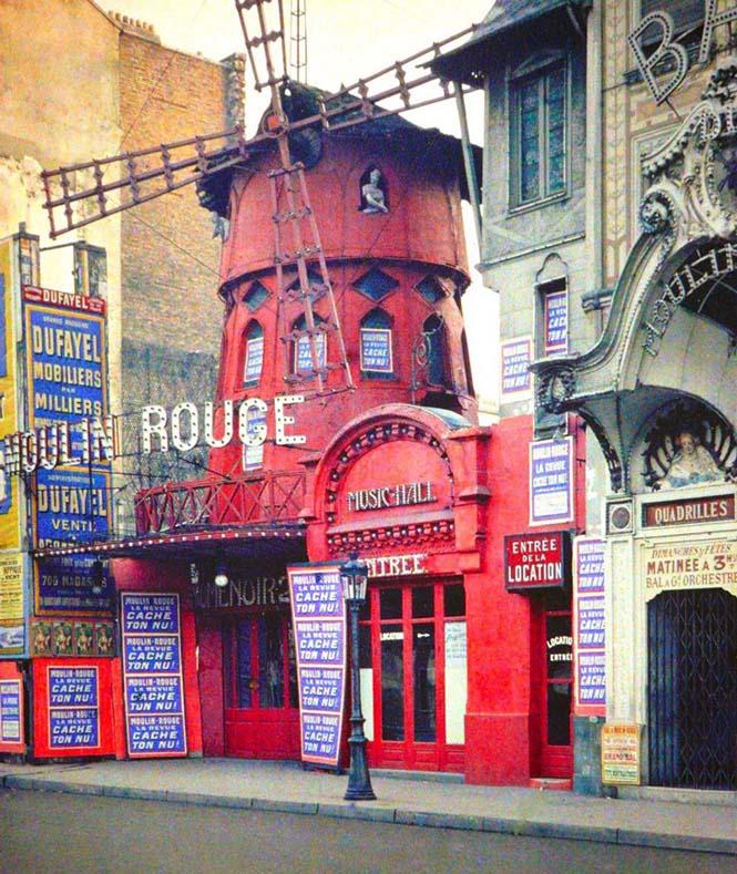 Το Παρίσι μέσα από σπάνιες έγχρωμες φωτογραφίες του 1914 (20)
