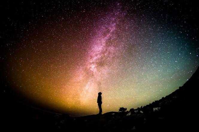 Κοιτάζοντας τ' αστέρια...   Φωτογραφία της ημέρας