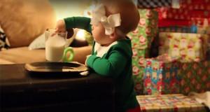 Τα πρώτα Χριστούγεννα με το μωρό (Video)