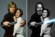 Οι πρωταγωνιστές του Star Wars τότε και τώρα (3)