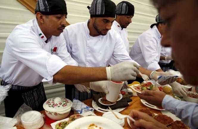 Πως γιορτάζουν τα Χριστούγεννα οι κρατούμενοι μιας φυλακής στο Περού (15)