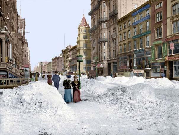 Σπάνιες ιστορικές φωτογραφίες αποκτούν χρώμα (3)
