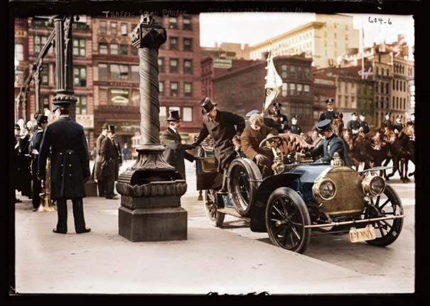 Σπάνιες ιστορικές φωτογραφίες αποκτούν χρώμα (6)