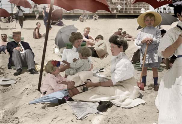 Σπάνιες ιστορικές φωτογραφίες αποκτούν χρώμα (7)