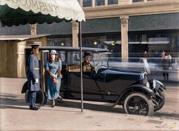 Σπάνιες ιστορικές φωτογραφίες αποκτούν χρώμα (9)