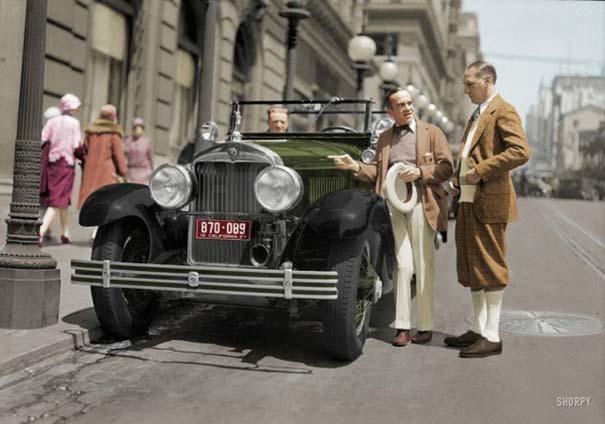 Σπάνιες ιστορικές φωτογραφίες αποκτούν χρώμα (15)