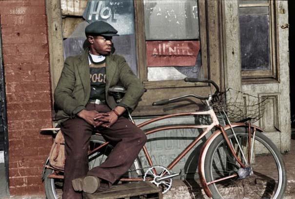Σπάνιες ιστορικές φωτογραφίες αποκτούν χρώμα (28)