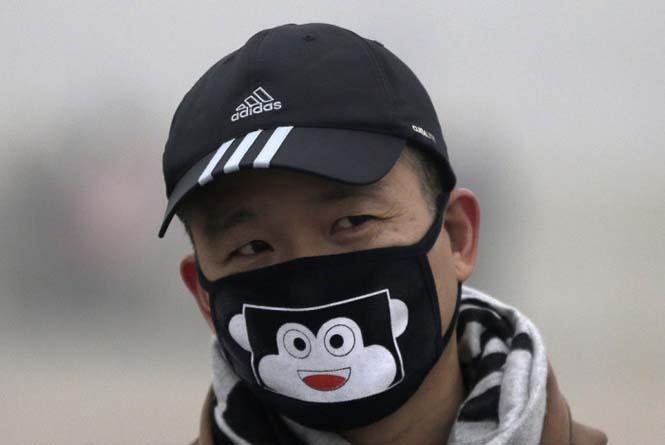 Στυλάτες μάσκες για τον μολυσμένο αέρα της Κίνας (9)
