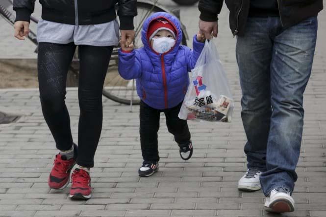 Στυλάτες μάσκες για τον μολυσμένο αέρα της Κίνας (10)