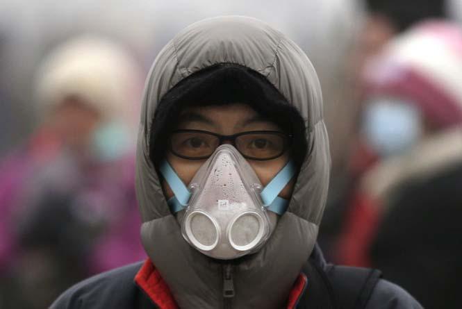 Στυλάτες μάσκες για τον μολυσμένο αέρα της Κίνας (12)