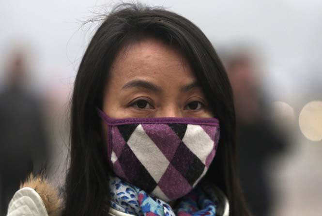 Στυλάτες μάσκες για τον μολυσμένο αέρα της Κίνας (14)