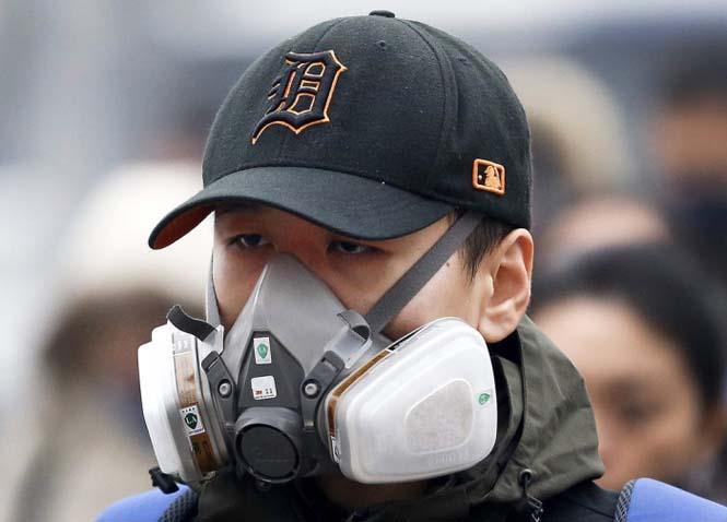 Στυλάτες μάσκες για τον μολυσμένο αέρα της Κίνας (15)