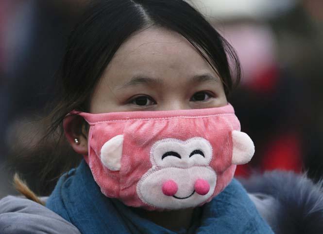 Στυλάτες μάσκες για τον μολυσμένο αέρα της Κίνας (16)