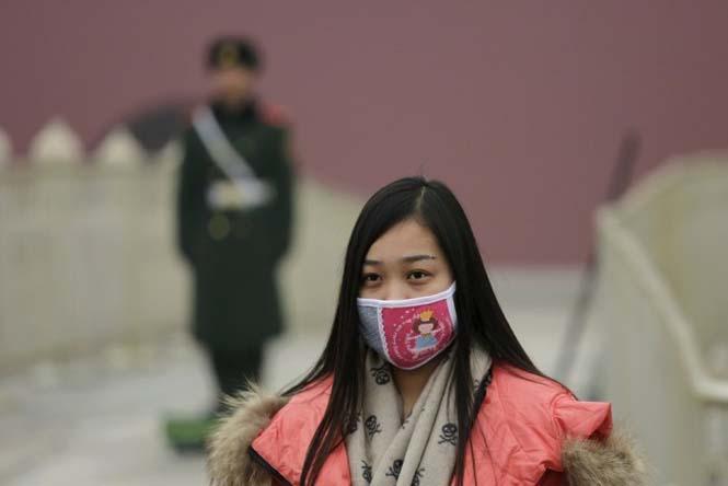 Στυλάτες μάσκες για τον μολυσμένο αέρα της Κίνας (17)