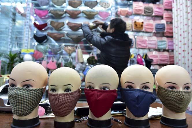 Στυλάτες μάσκες για τον μολυσμένο αέρα της Κίνας (21)