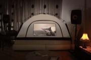 Τέντα πάνω στο κρεβάτι (1)