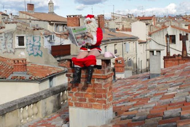 Τα θεότρελα Χριστούγεννα του Remi Gaillard