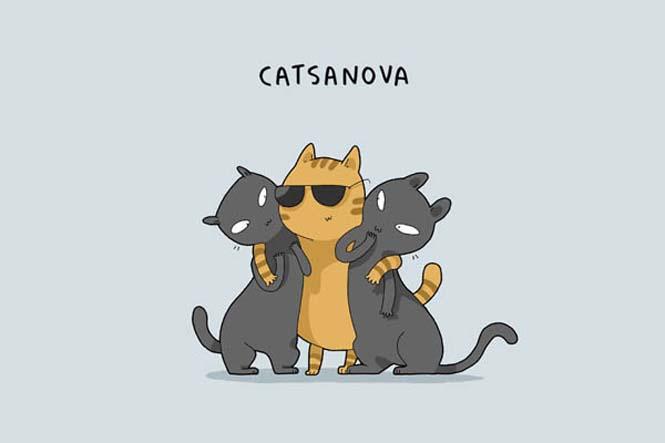 Τύποι γάτας (6)