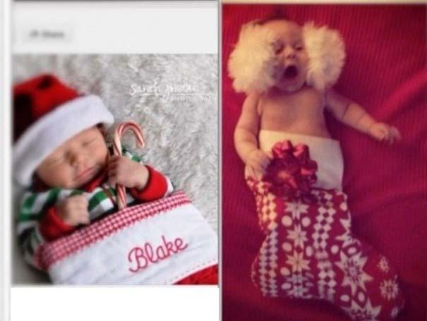 Χριστουγεννιάτικες δημιουργίες που απέτυχαν παταγωδώς... (2)