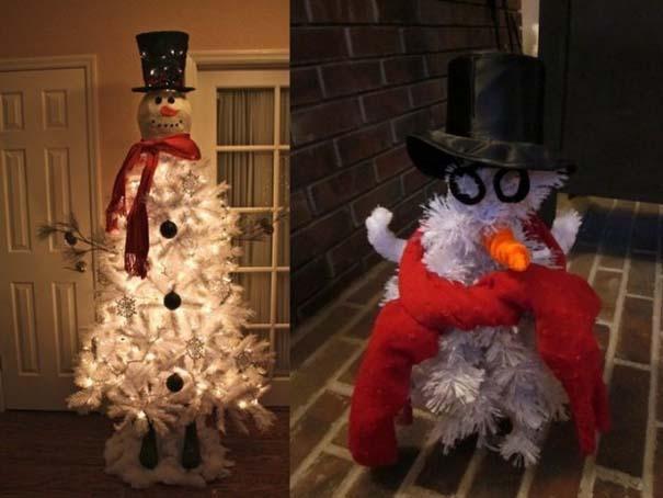 Χριστουγεννιάτικες δημιουργίες που απέτυχαν παταγωδώς... (18)