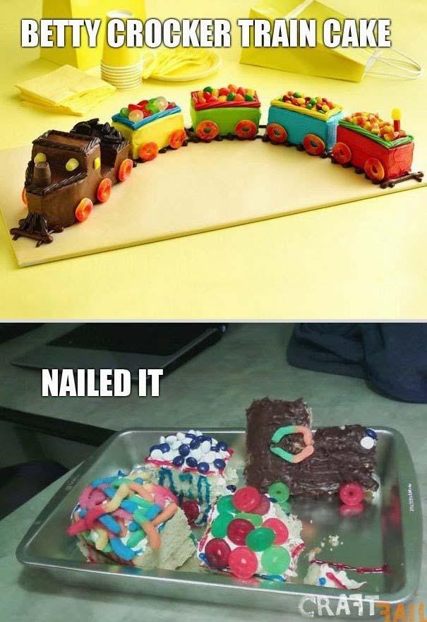 Χριστουγεννιάτικες δημιουργίες που απέτυχαν παταγωδώς... (24)