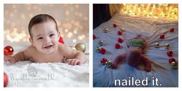 Χριστουγεννιάτικες δημιουργίες που απέτυχαν παταγωδώς... (32)