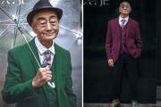 85χρονος αγρότης μεταμορφώθηκε σε fashion icon από τον εγγονό του (1)