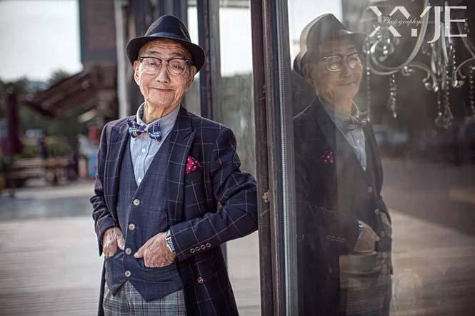 85χρονος αγρότης μεταμορφώθηκε σε fashion icon από τον εγγονό του (2)