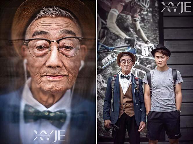 85χρονος αγρότης μεταμορφώθηκε σε fashion icon από τον εγγονό του (3)