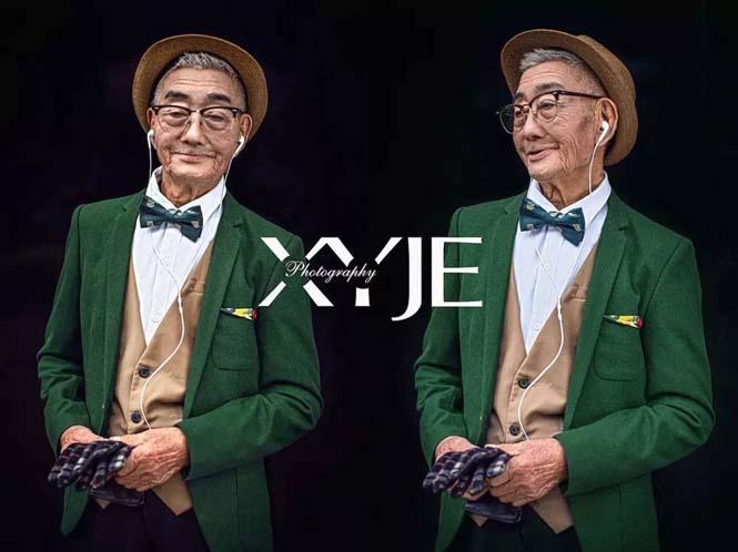 85χρονος αγρότης μεταμορφώθηκε σε fashion icon από τον εγγονό του (5)