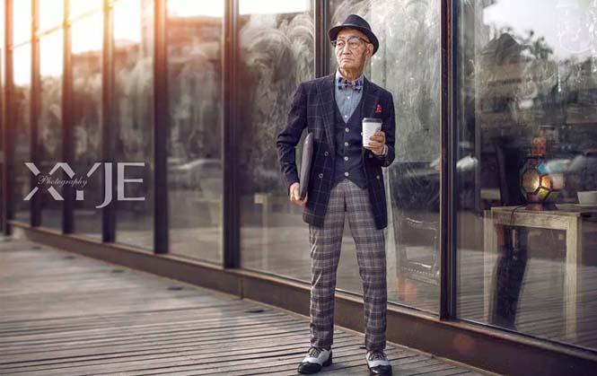 85χρονος αγρότης μεταμορφώθηκε σε fashion icon από τον εγγονό του (6)