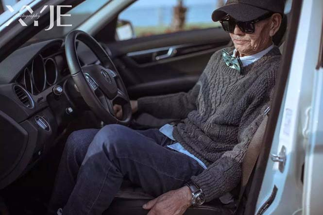 85χρονος αγρότης μεταμορφώθηκε σε fashion icon από τον εγγονό του (8)