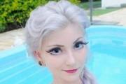 Η Adressa Damiani είναι μια ανθρώπινη κούκλα Barbie από την Βραζιλία