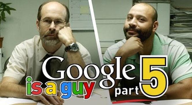 Αν η Google ήταν άνθρωπος... #3