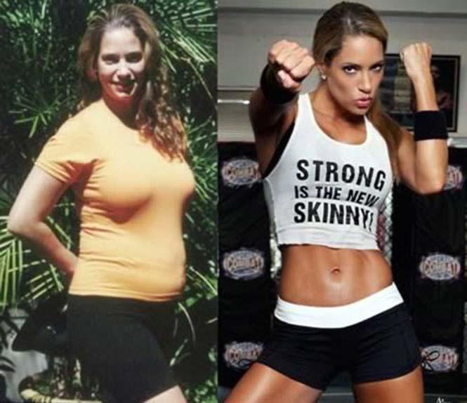 Απίστευτες μεταμορφώσεις από τη γυμναστική (2)