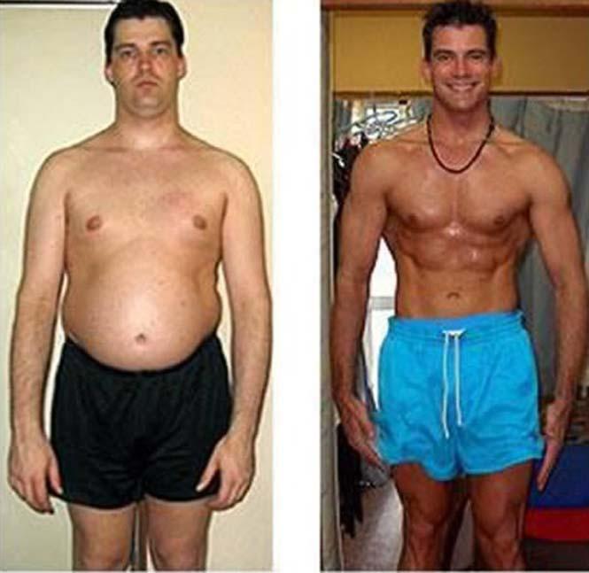 Απίστευτες μεταμορφώσεις από τη γυμναστική (3)