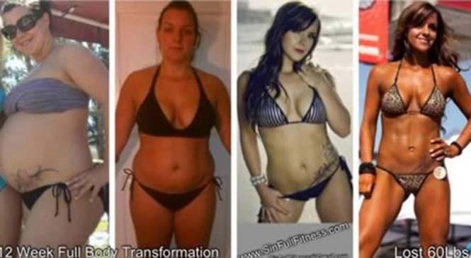 Απίστευτες μεταμορφώσεις από τη γυμναστική (6)