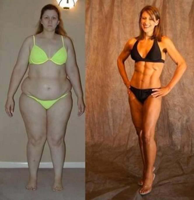 Απίστευτες μεταμορφώσεις από τη γυμναστική (7)