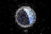 Διαστημικά σκουπίδια τα τελευταία 60 χρόνια
