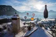 Εκπληκτικές φωτογραφίες από το Διεθνές Φεστιβάλ Αερόστατου στην Ελβετία (2)