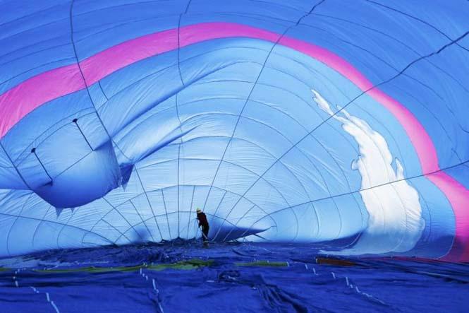Εκπληκτικές φωτογραφίες από το Διεθνές Φεστιβάλ Αερόστατου στην Ελβετία (14)